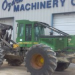 John Deere 648H Log Skidder
